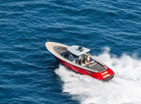 wajer 38 s yacht