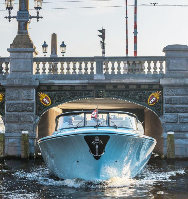 Wajer Yachts Amsterdam