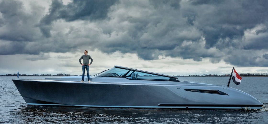 Wajer Yachts interview with Dries Wajer
