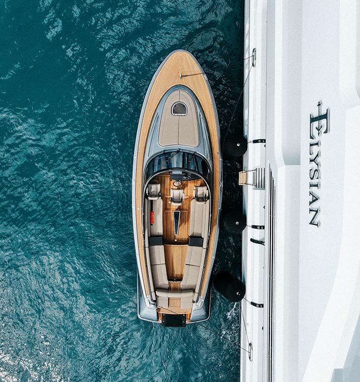 Wajer Motor Yacht Tender