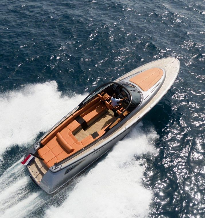 Wajer Yachts Approved 38 Absolute