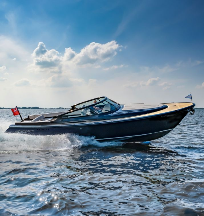 Wajer Yachts 38 Approved