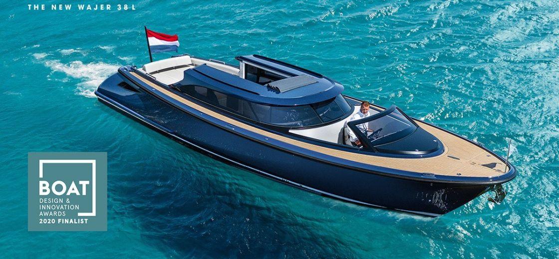 Wajer 38 L Boat international