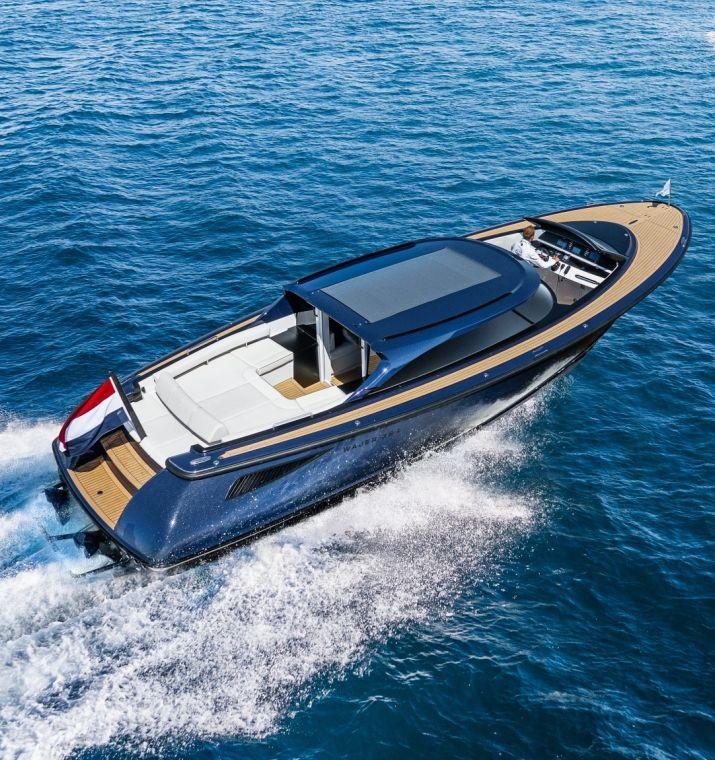 Wajer Yachts 38 L tender