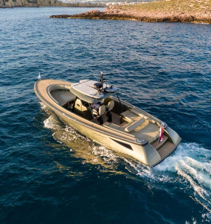 Wajer Yachts approved Moss 2