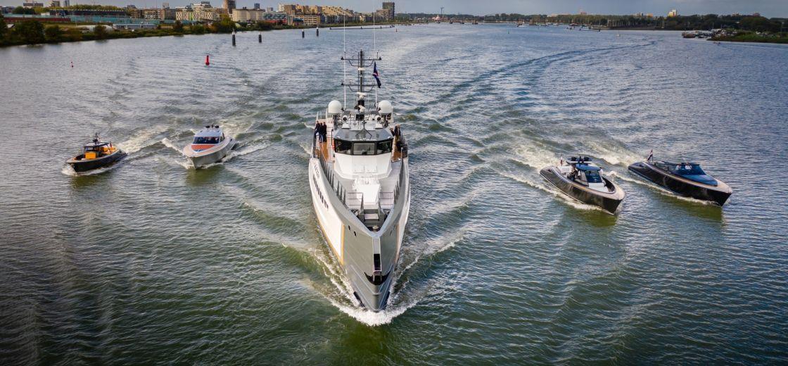 Wajer Yachts Experience Day