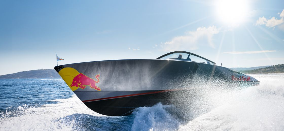 Wajer Yachts proud supplier of Red Bull Racing